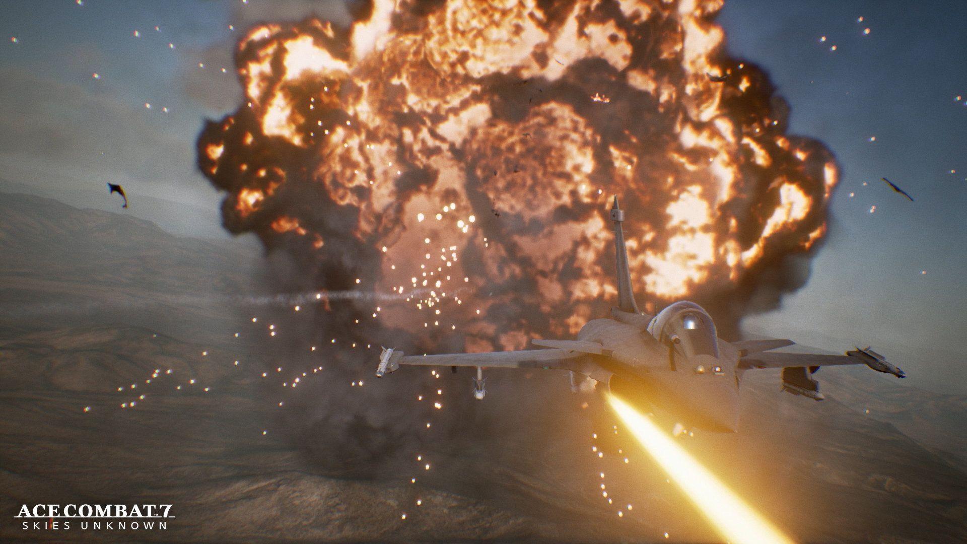 Ace Combat 7 1