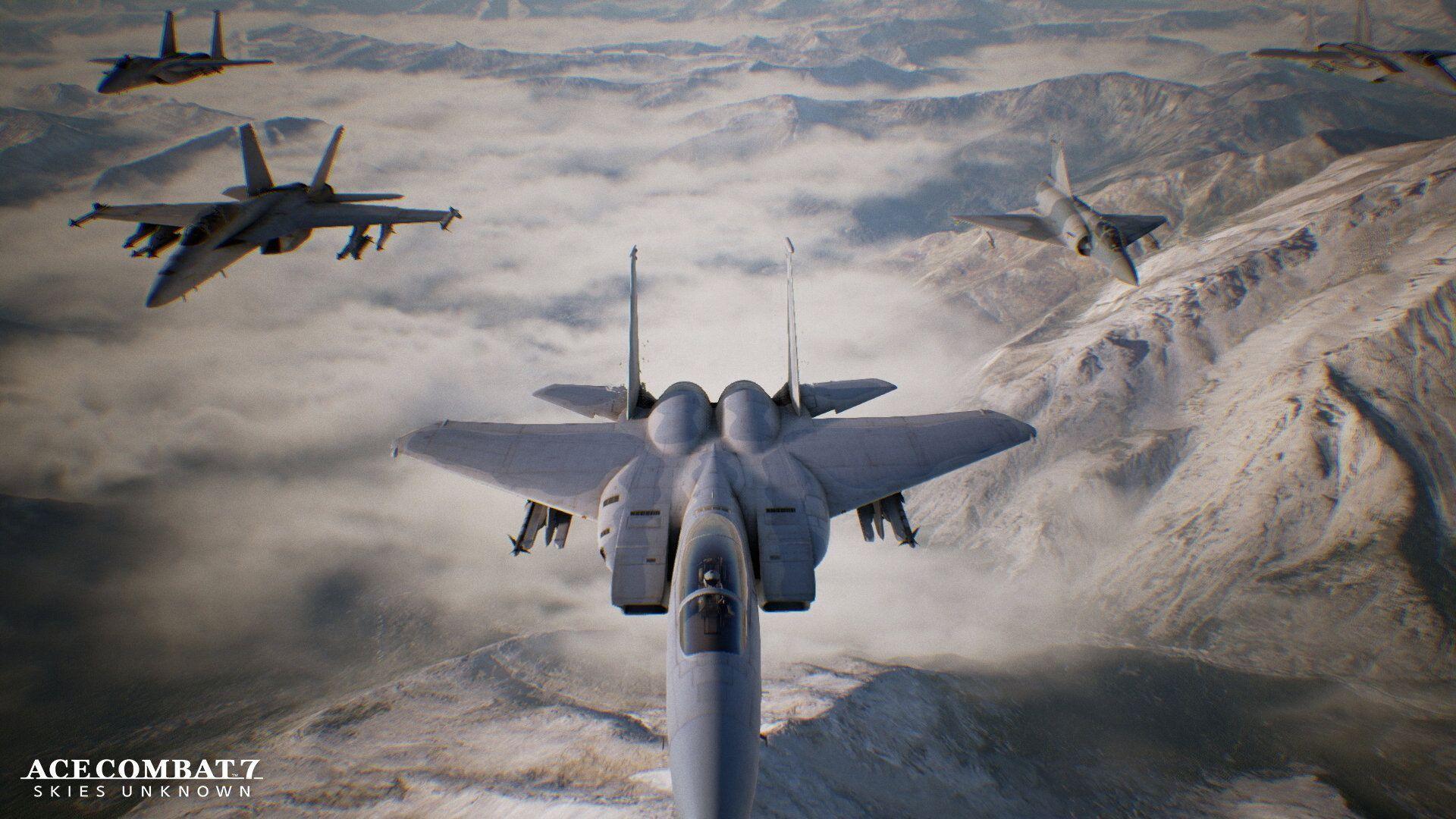 Ace Combat 7 3