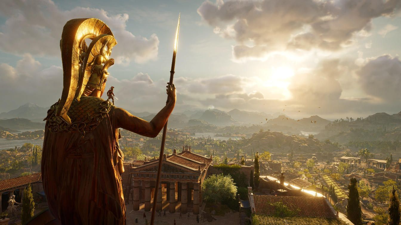 Assassins Creed Odyssey Kuva 2