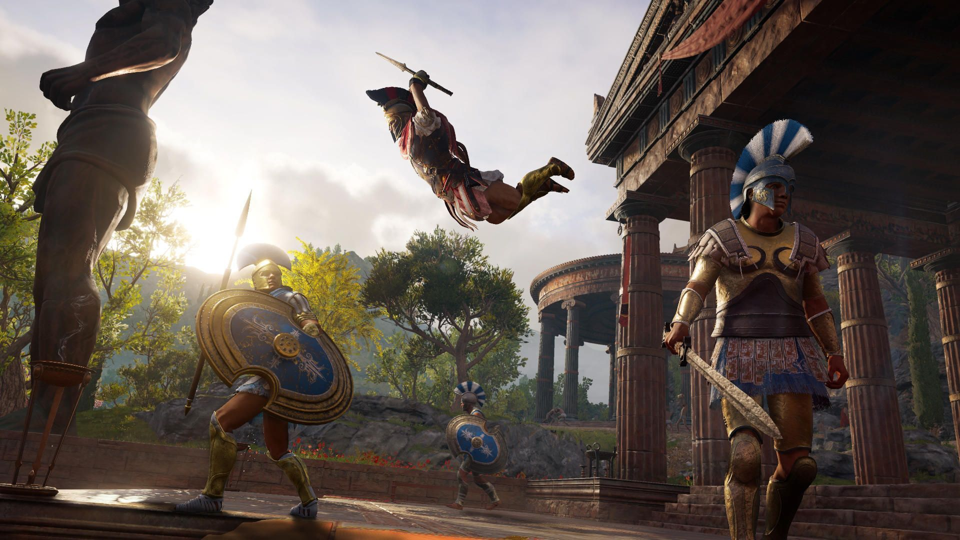 Assassins Creed Odyssey Kuva 6