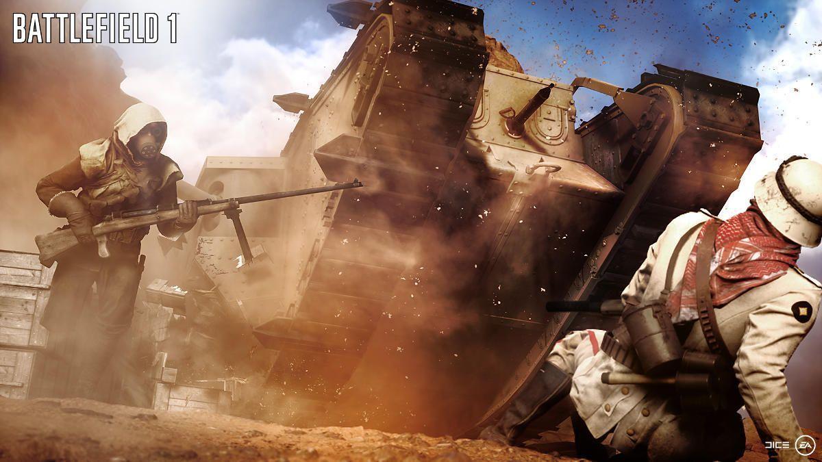 Battlefield 1 4