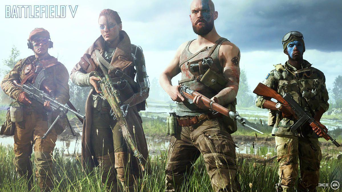 Battlefield V Kuva 5