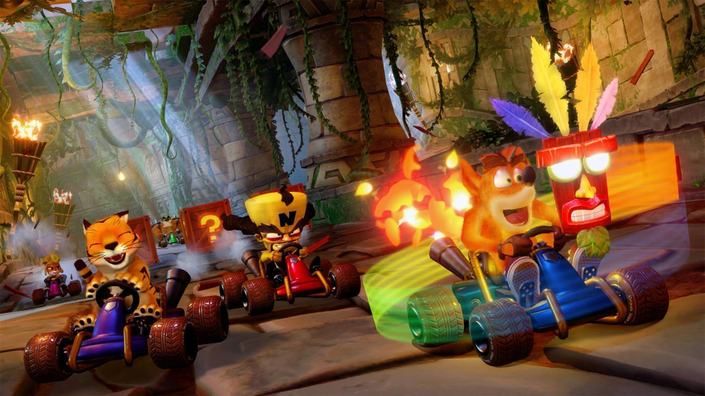 Crash Team Racing Nitro-Fueled 1