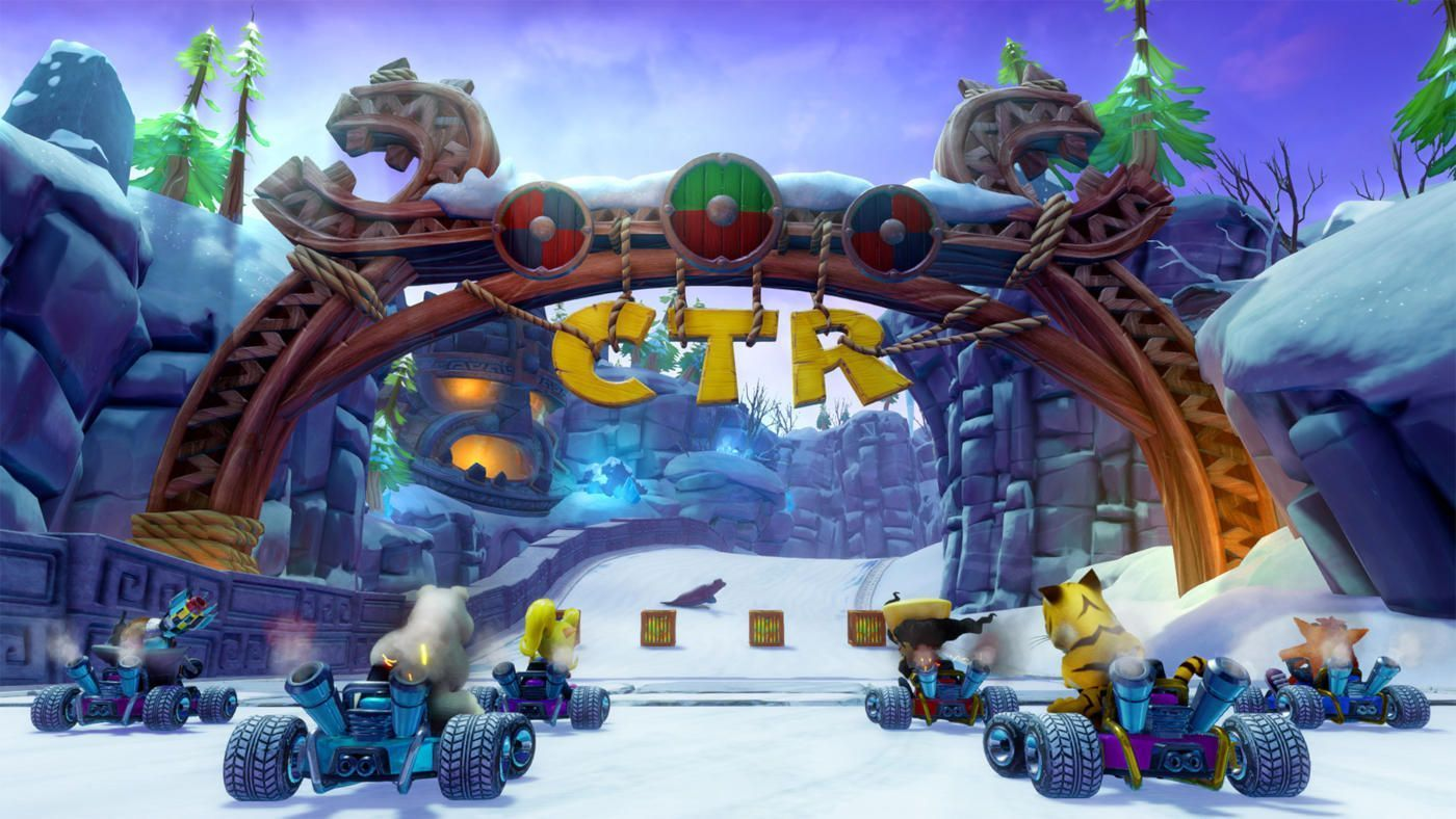 Crash Team Racing Nitro-Fueled 3