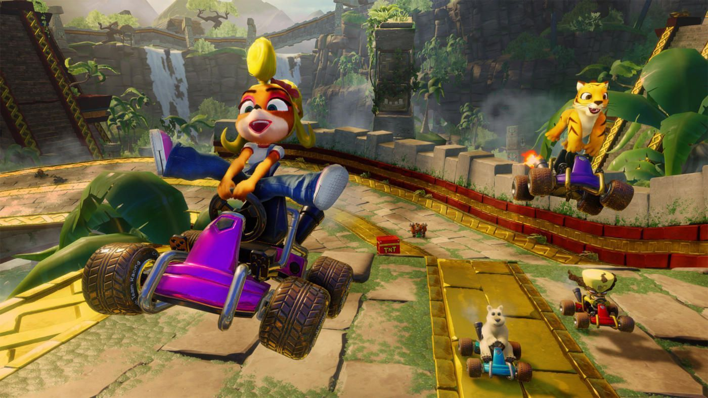 Crash Team Racing Nitro-Fueled 4