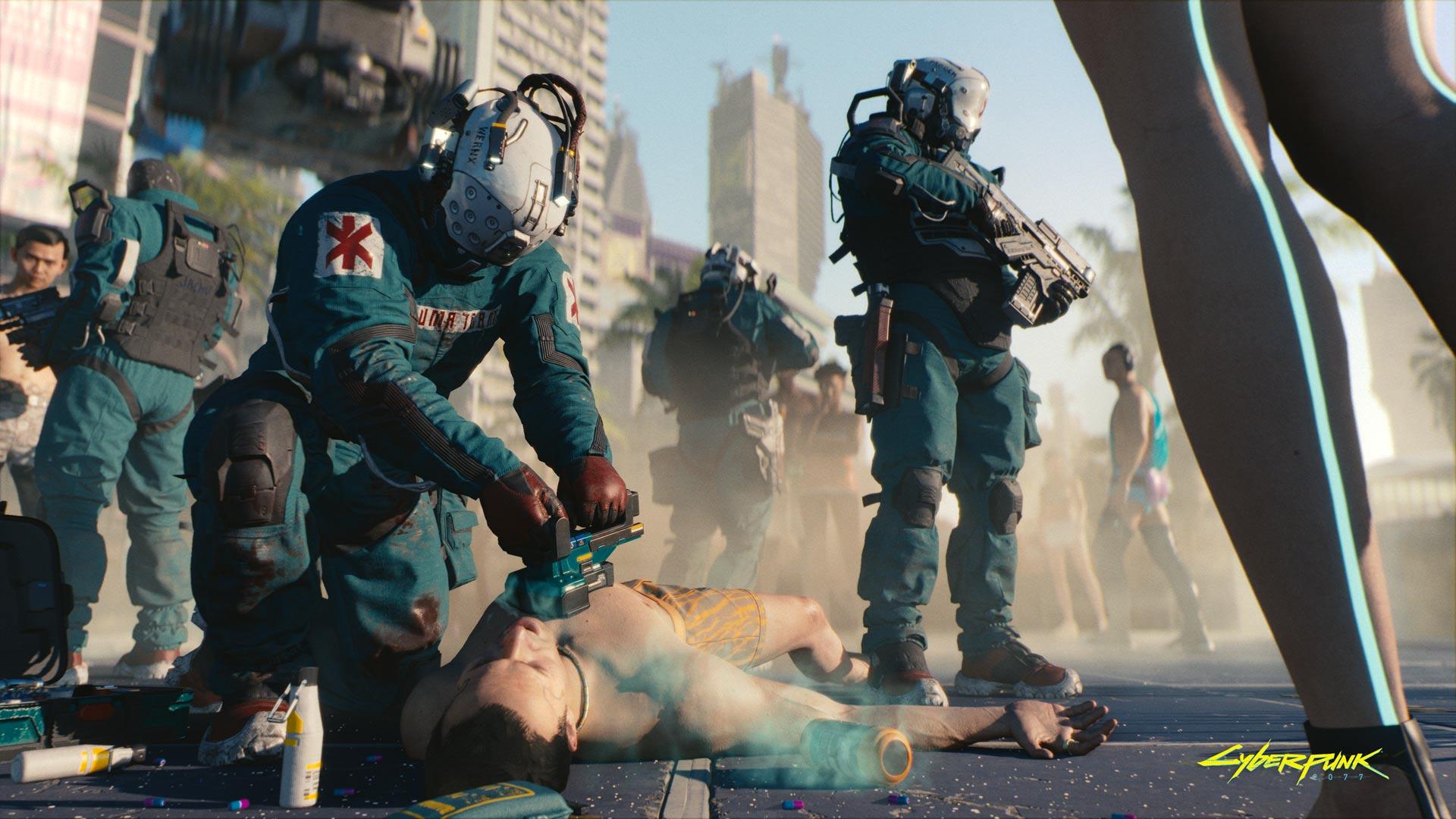 Cyberpunk 2077 Kuva 1