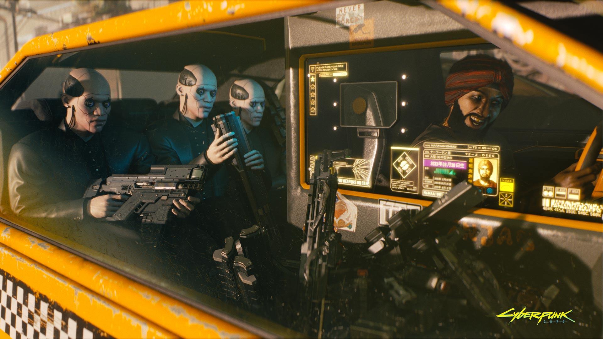 Cyberpunk 2077 Kuva 10