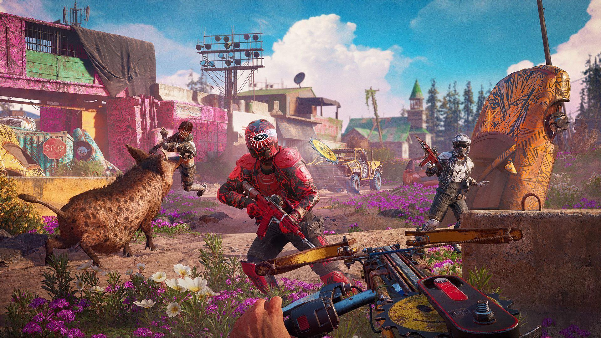 Far Cry New Dawn 2