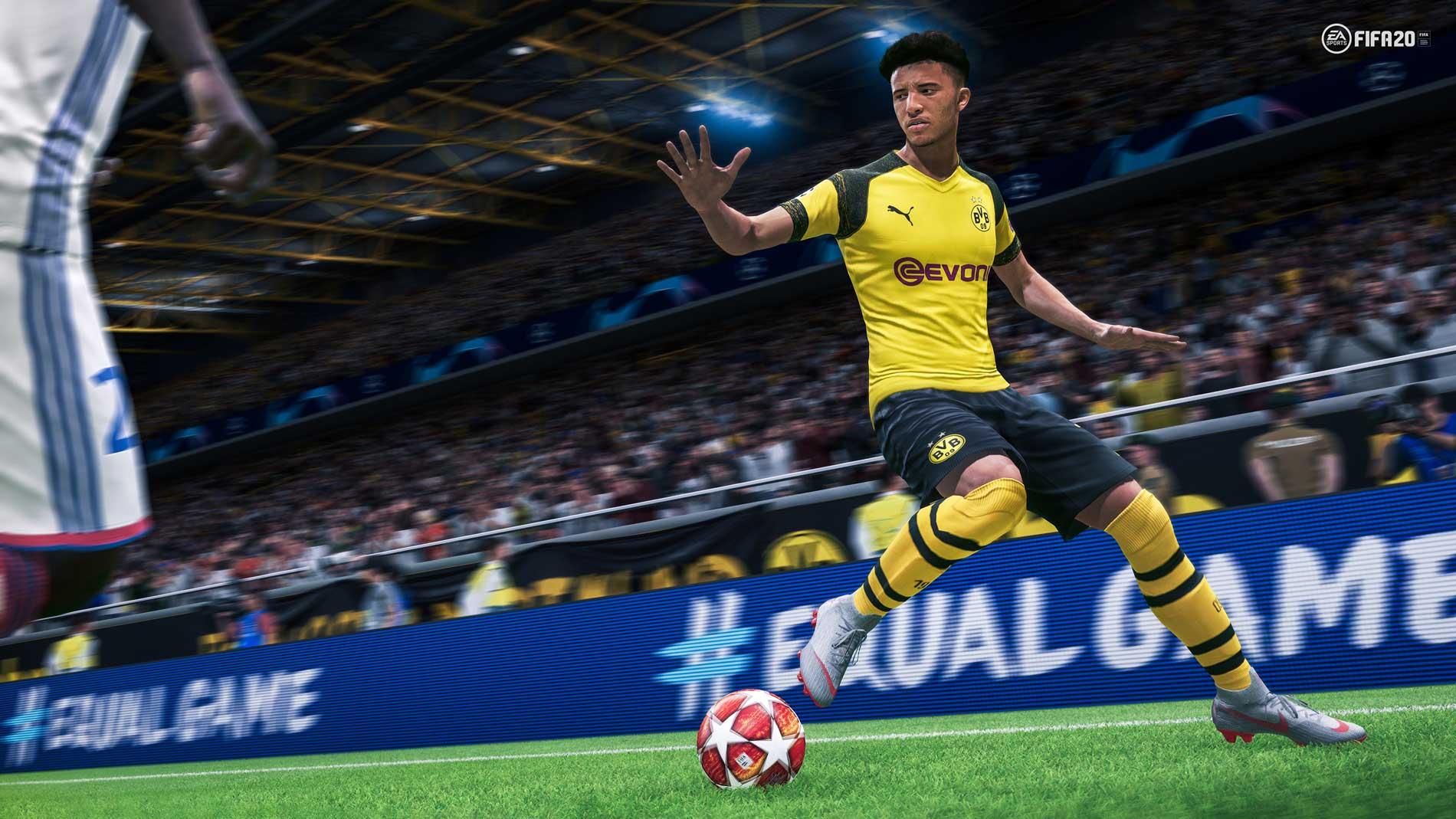 FIFA 20 Gameplay 1