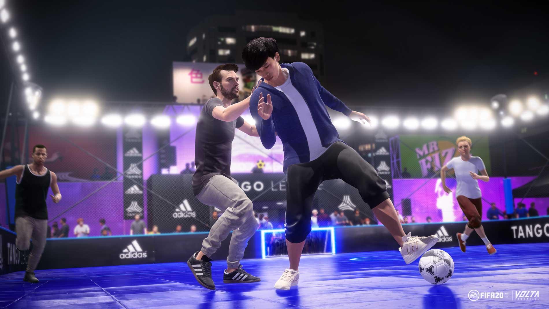 FIFA 20 Gameplay 5