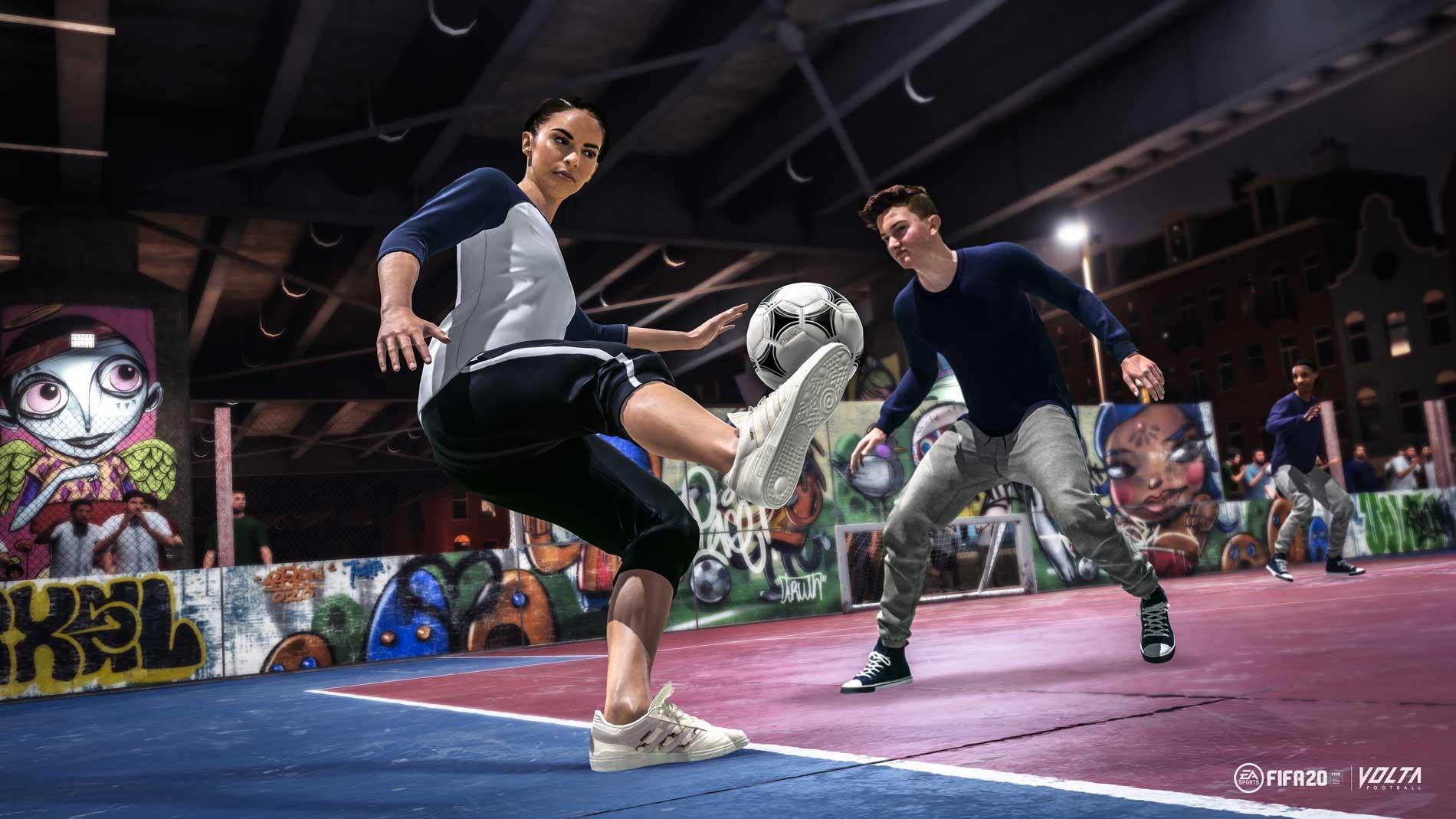 FIFA 20 Gameplay 6