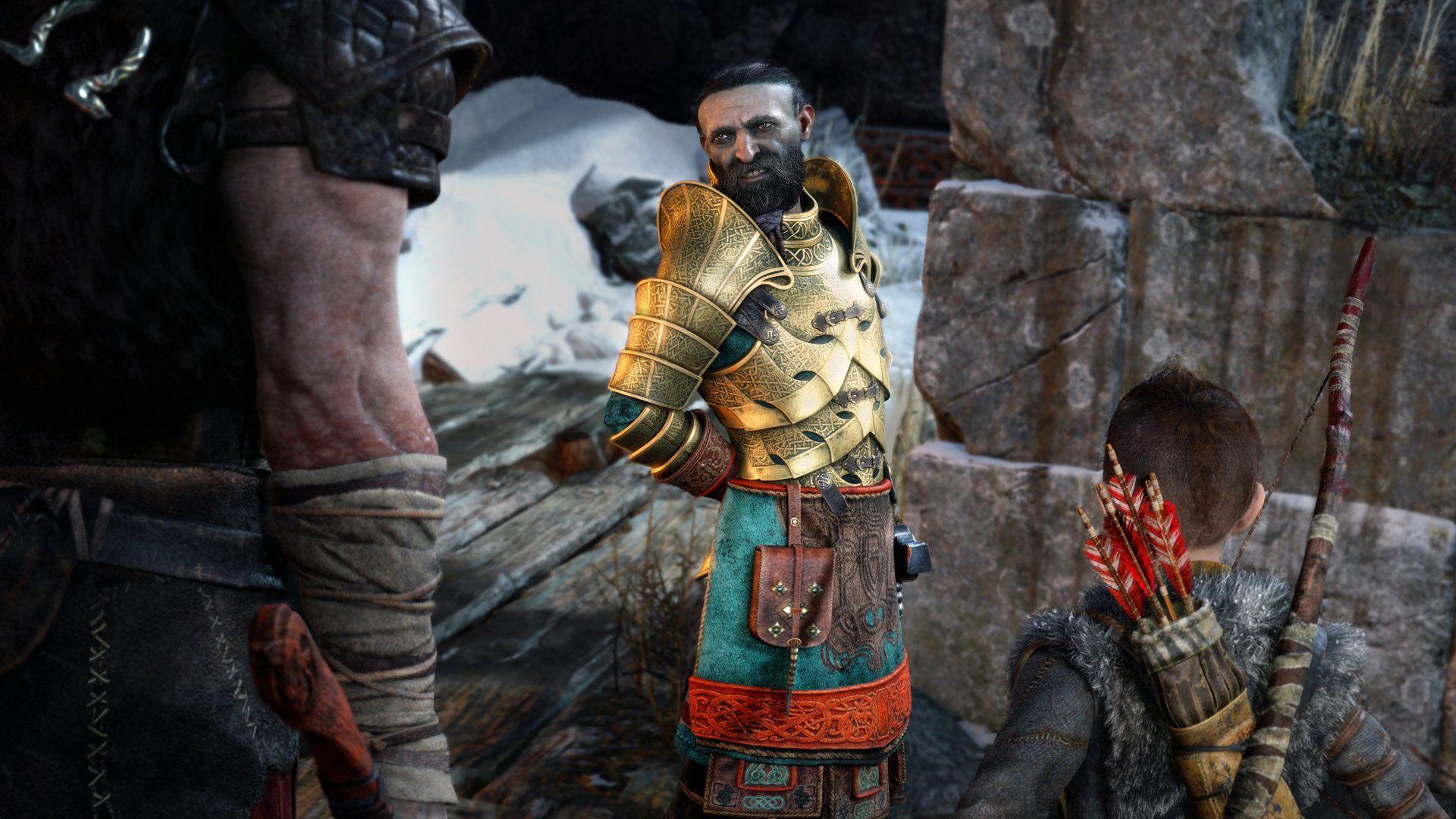 God Of War Ps4 4