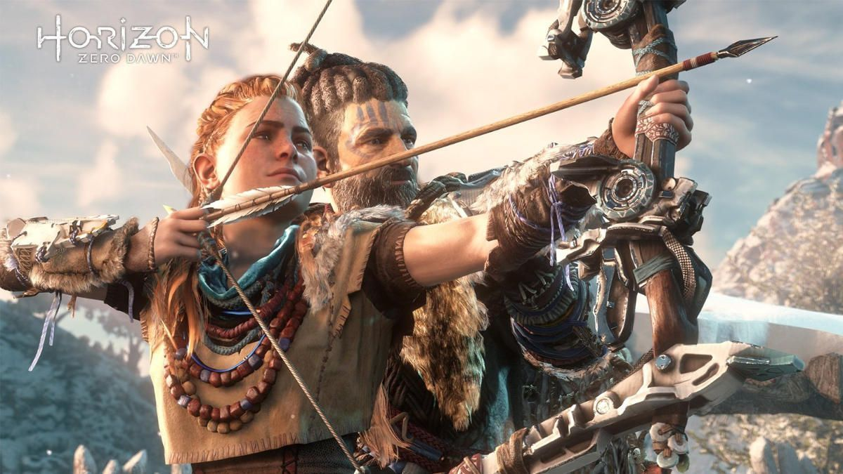 Horizon Zero Dawn Ps4 Kuva 1