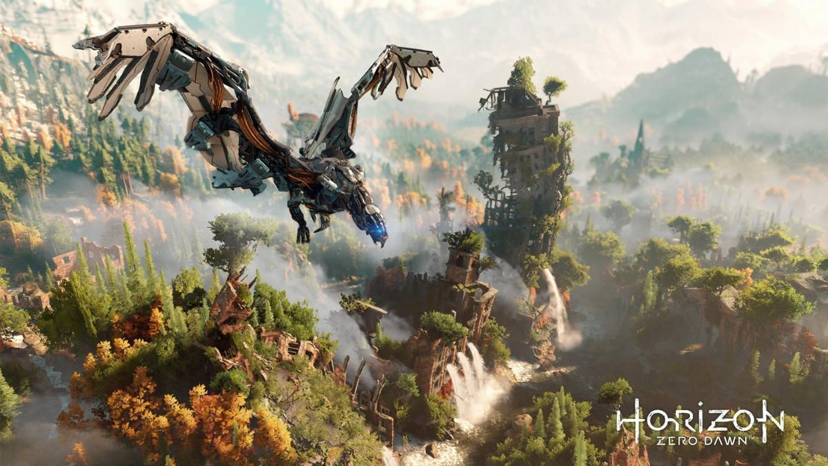 Horizon Zero Dawn Ps4 Kuva 2