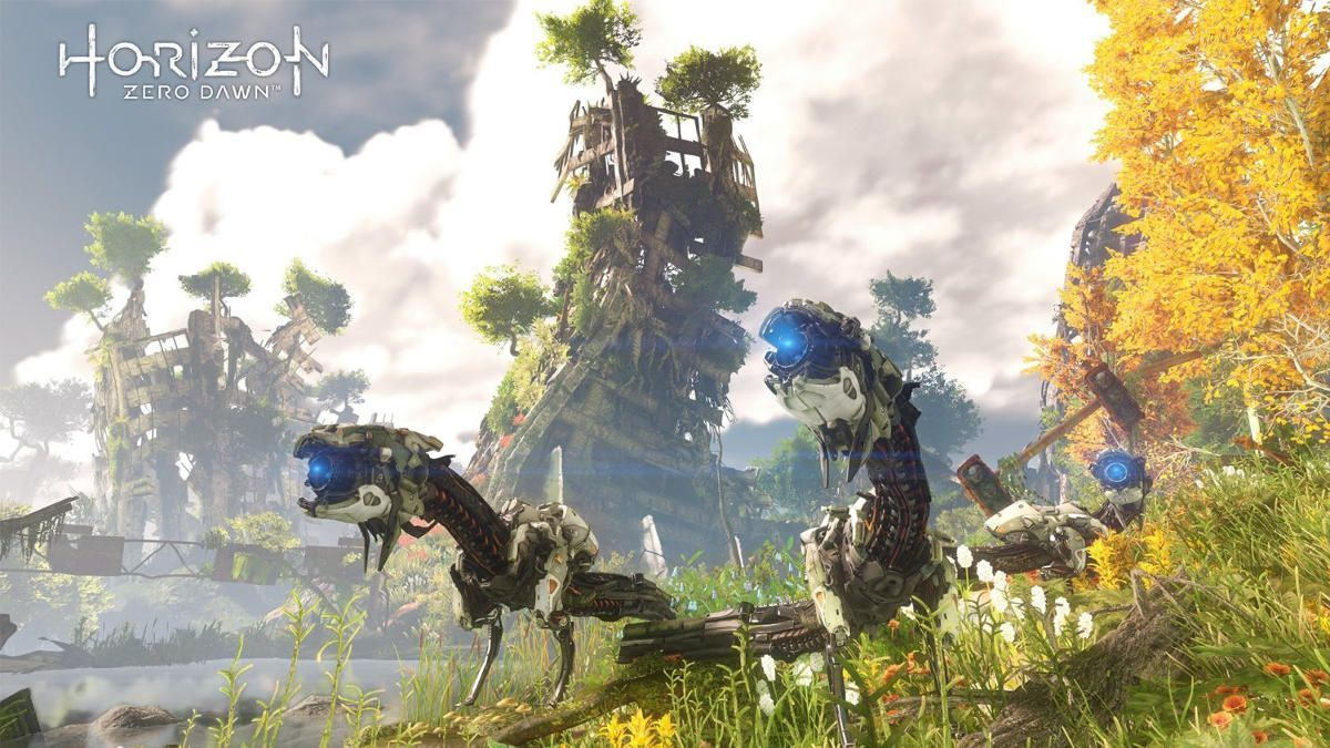 Horizon Zero Dawn Ps4 Kuva 3