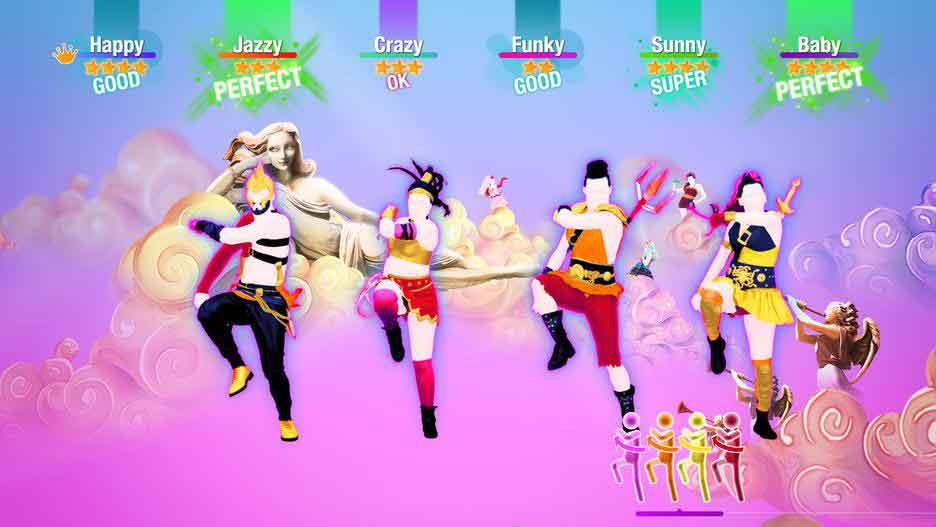 Just Dance 2020 2