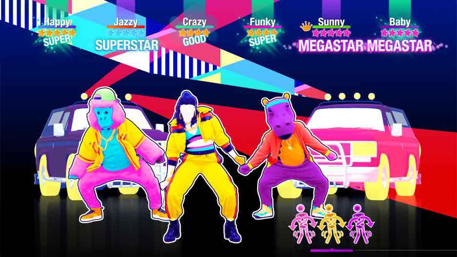 Just Dance 2020 3