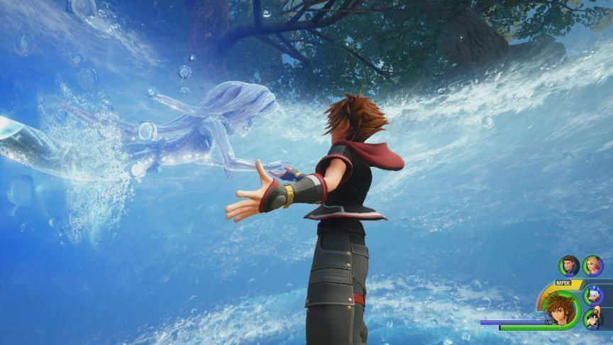 Kingdom Hearts III Kuva 5
