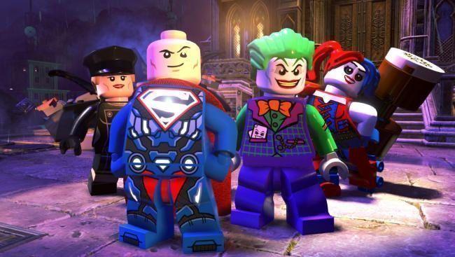 Lego DC Super Villains 1