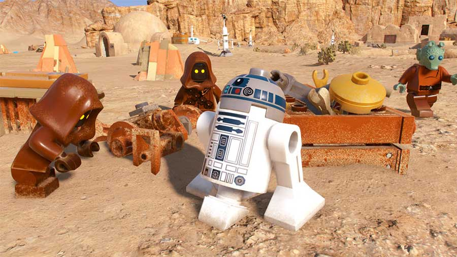 LEGO Star Wars The Skywalker Saga 4