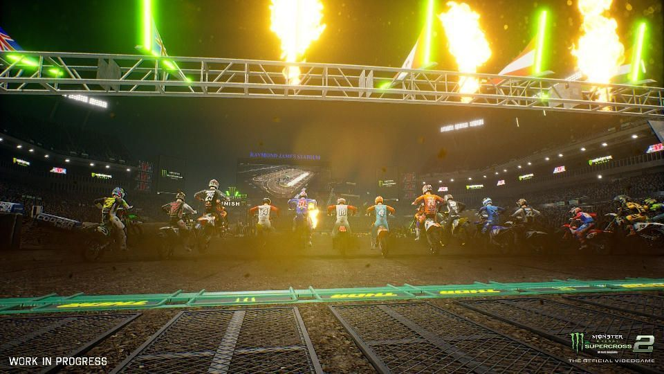 Monster Energy Supercross 2 3