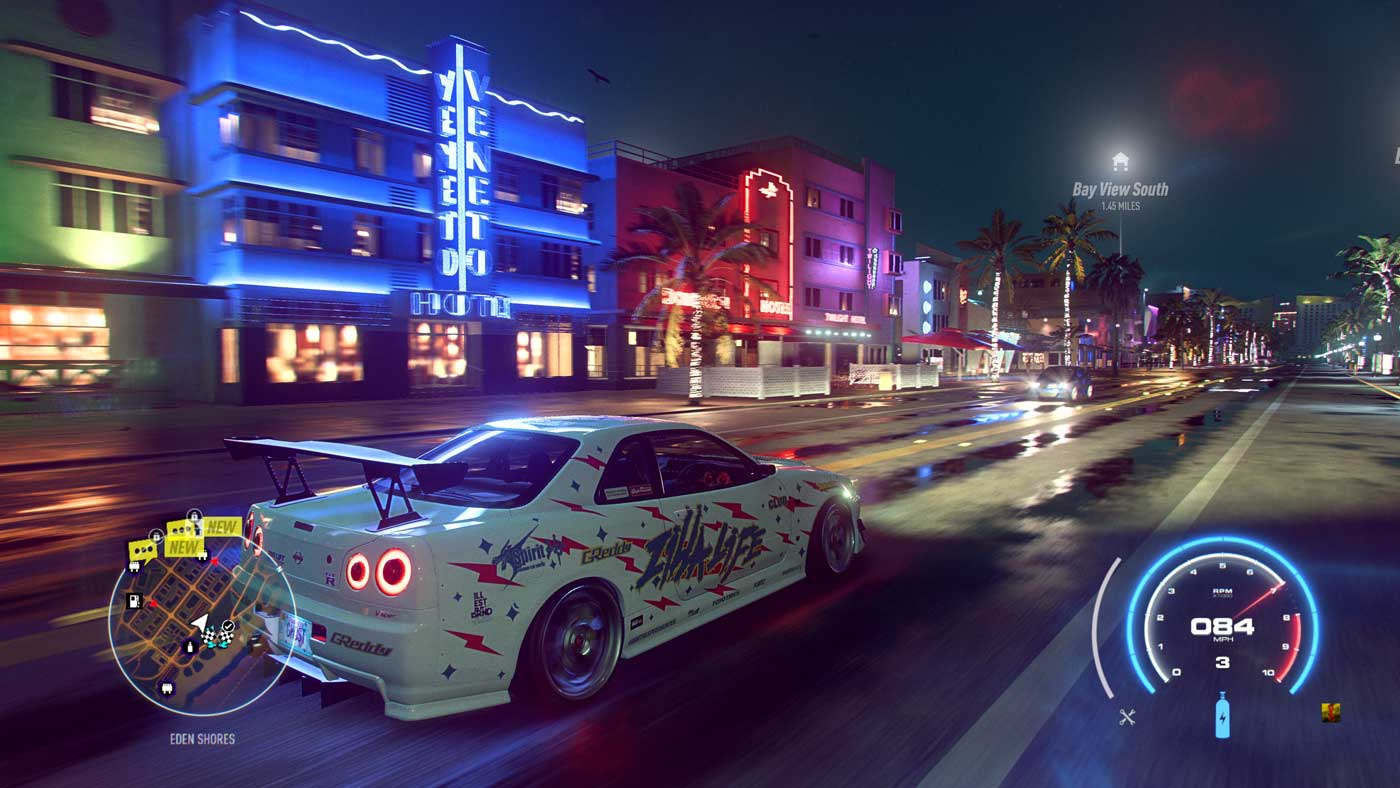 Need For Speed Heat 2