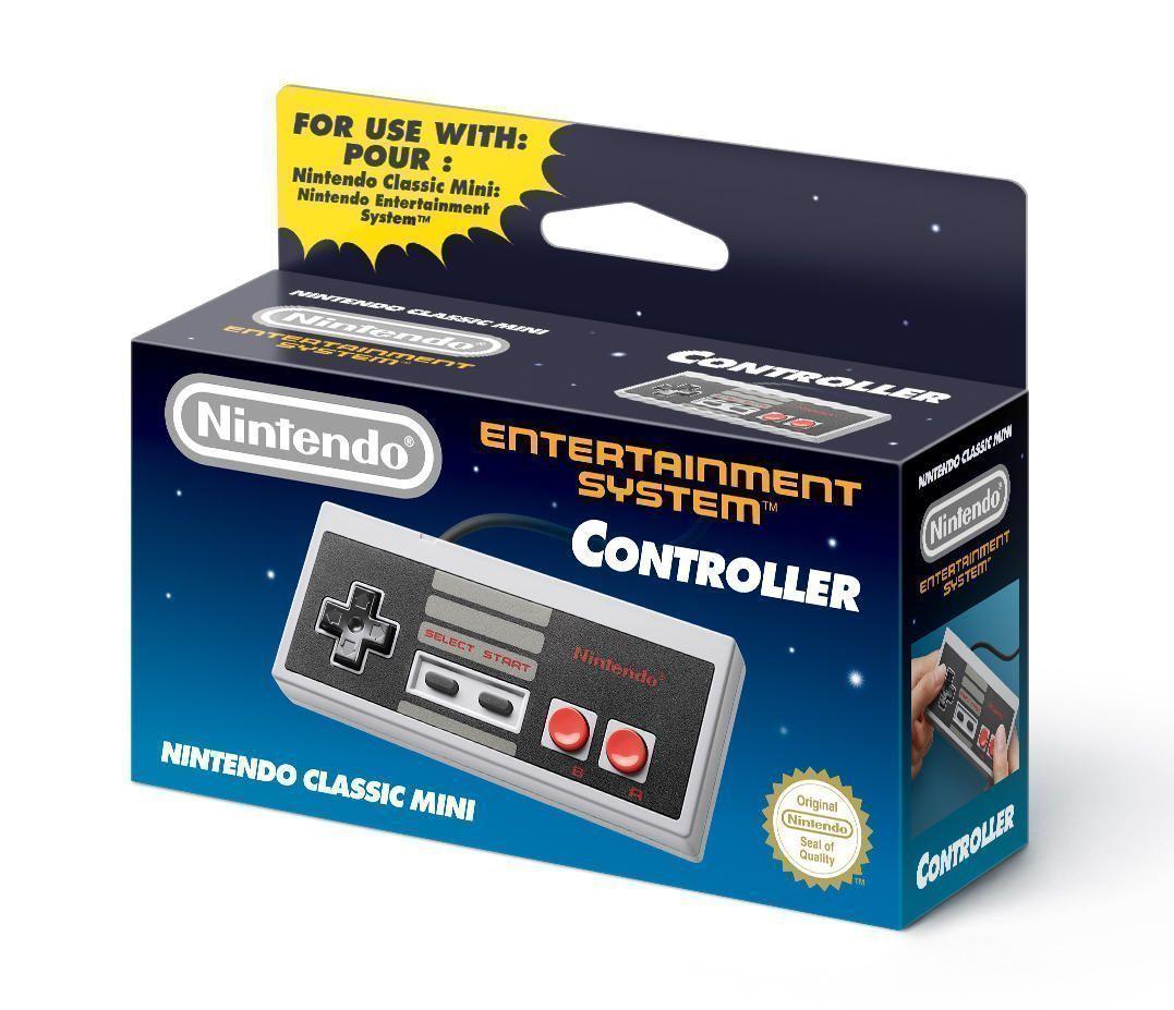 Nintendo NES Classic Mini -peliohjain