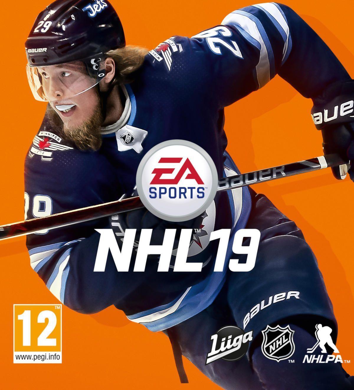 NHL 19 Patrik Laine Kuva