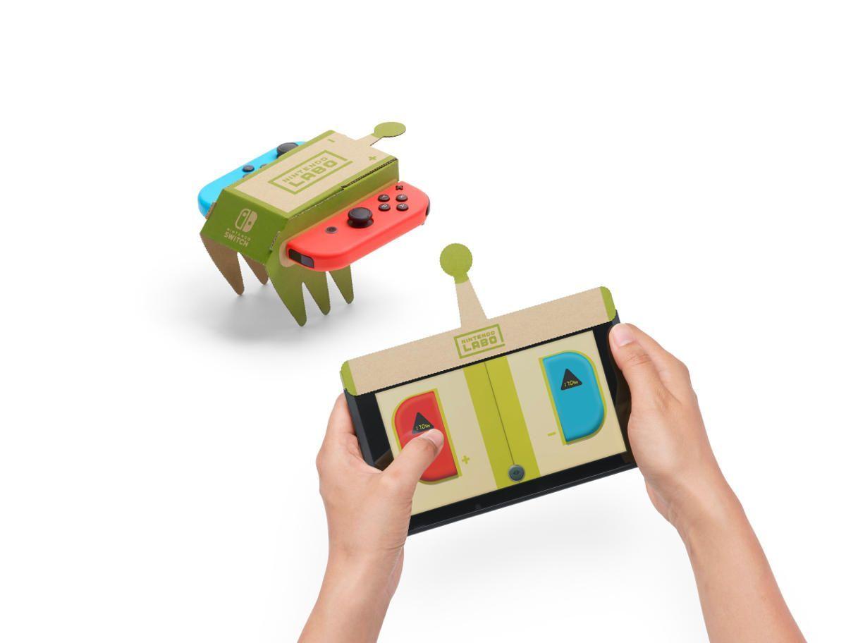 Nintendo Labo Variety Kit Kuva 11