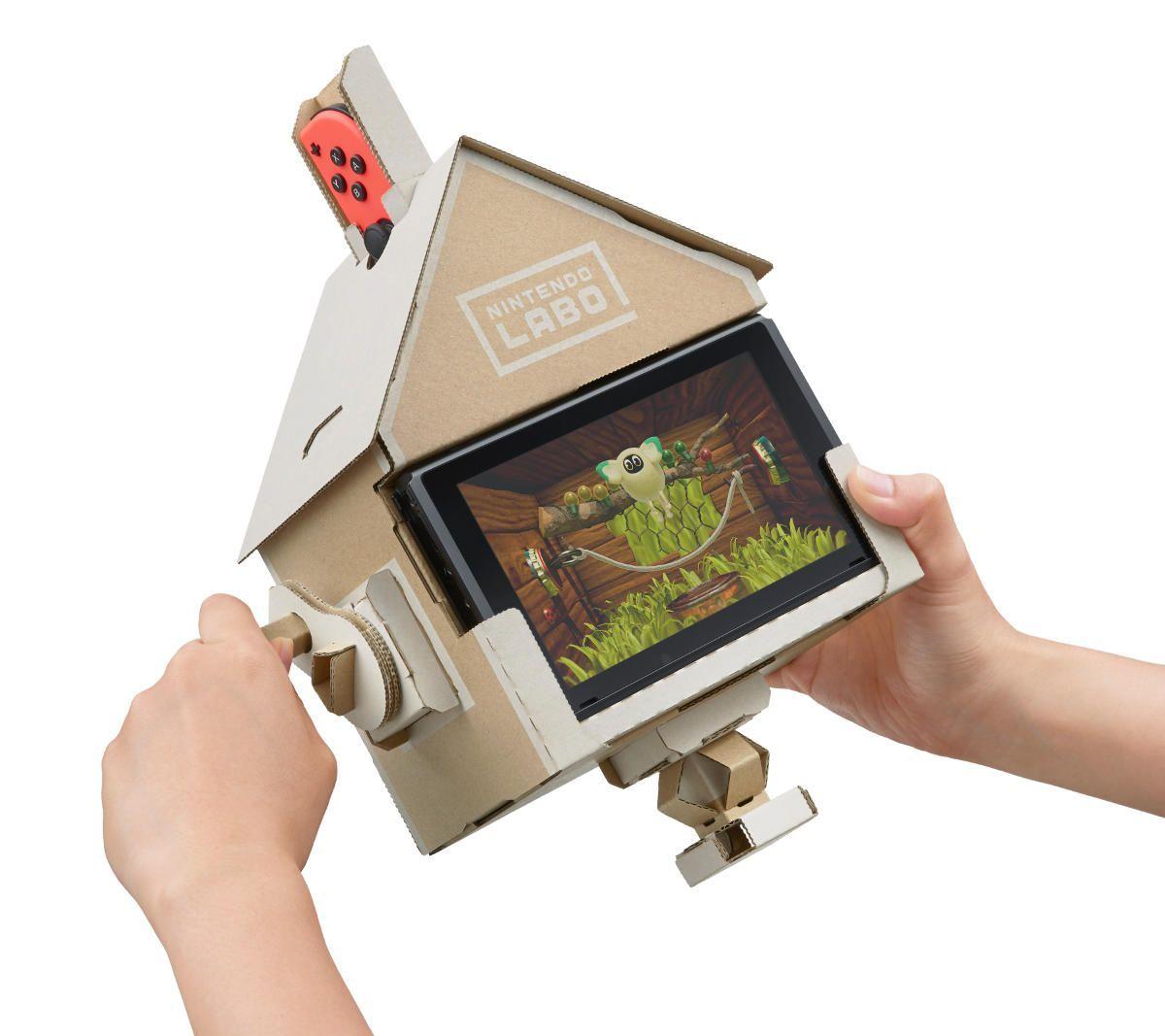 Nintendo Labo Variety Kit Kuva 5