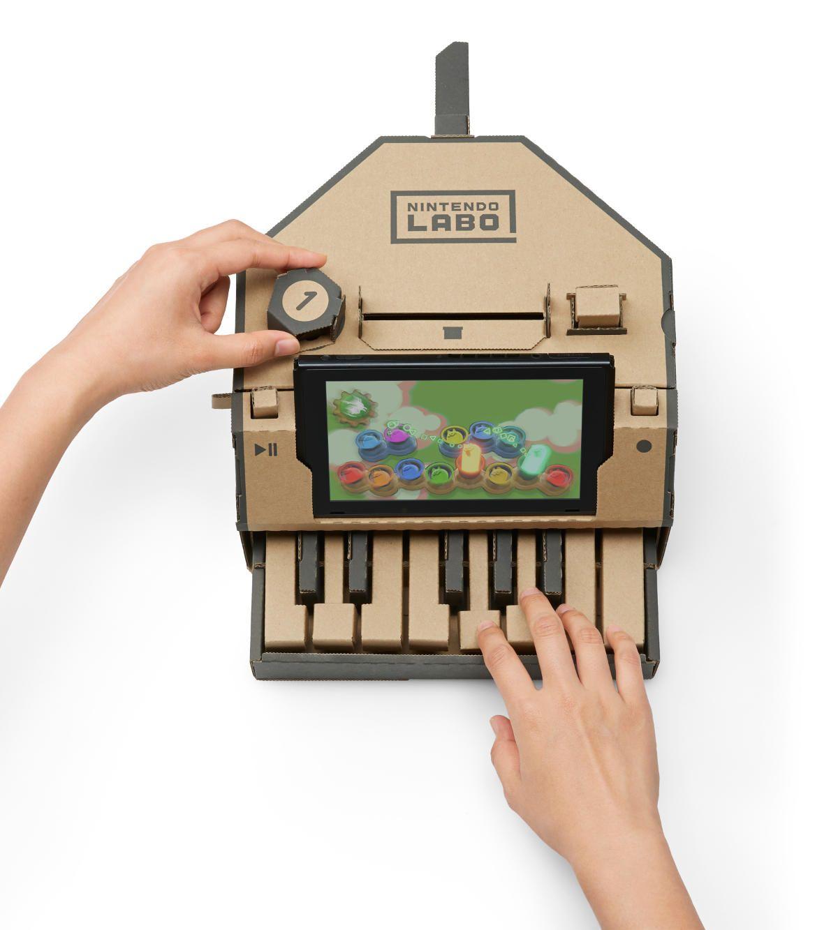 Nintendo Labo Variety Kit Kuva 9