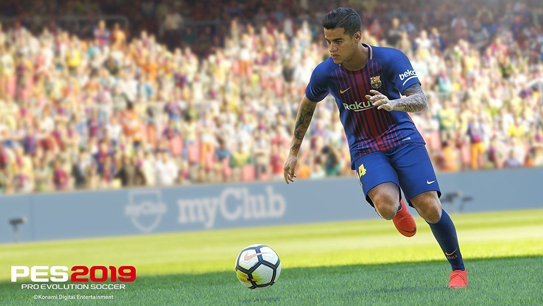 Pro Evolution Soccer PES 2019 6