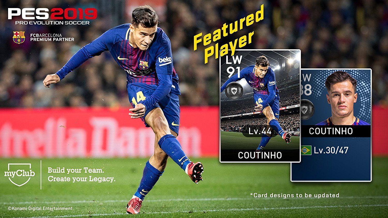 Pro Evolution Soccer PES 2019 7