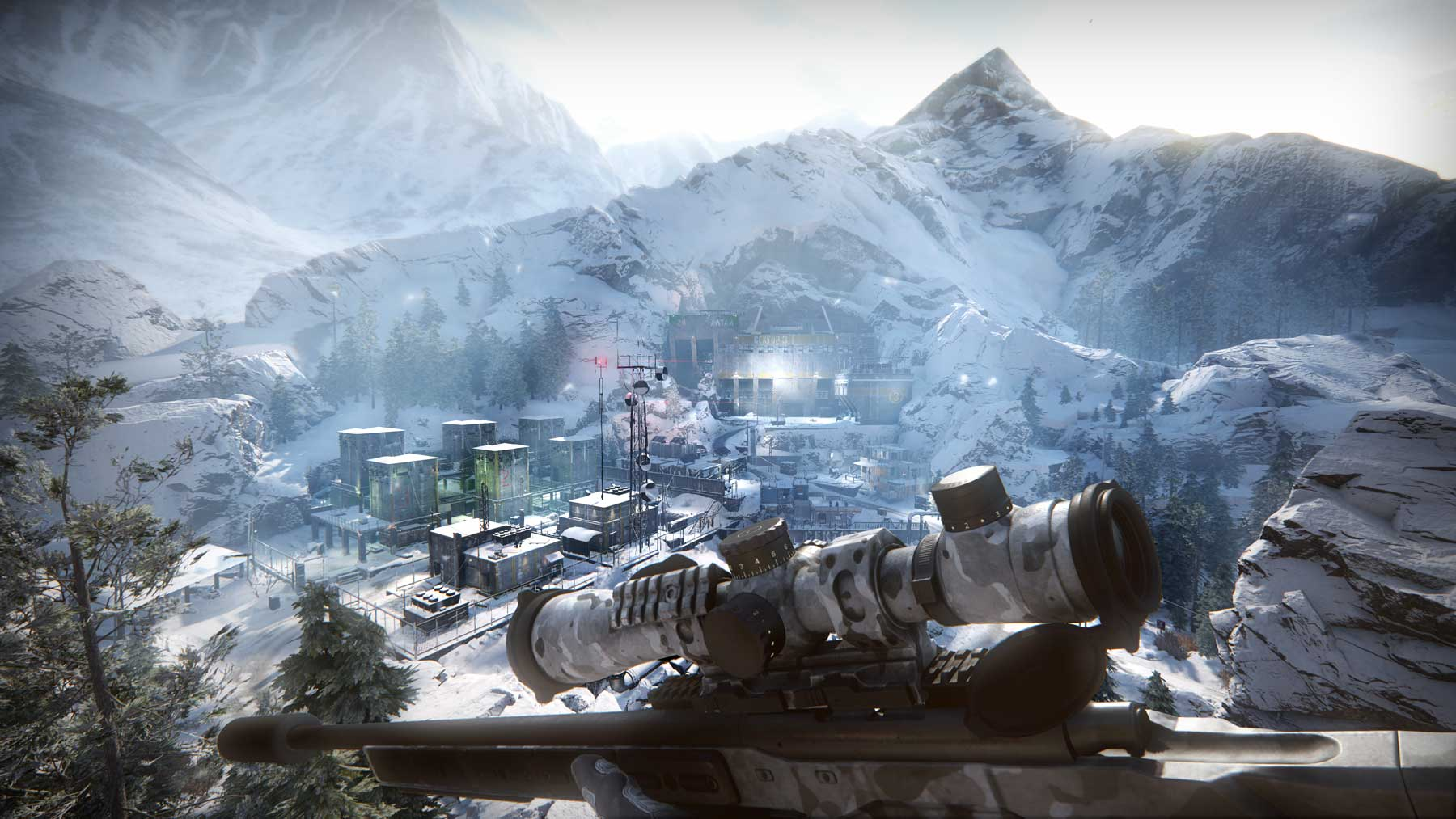 Sniper Ghost Warrior Contracts 3