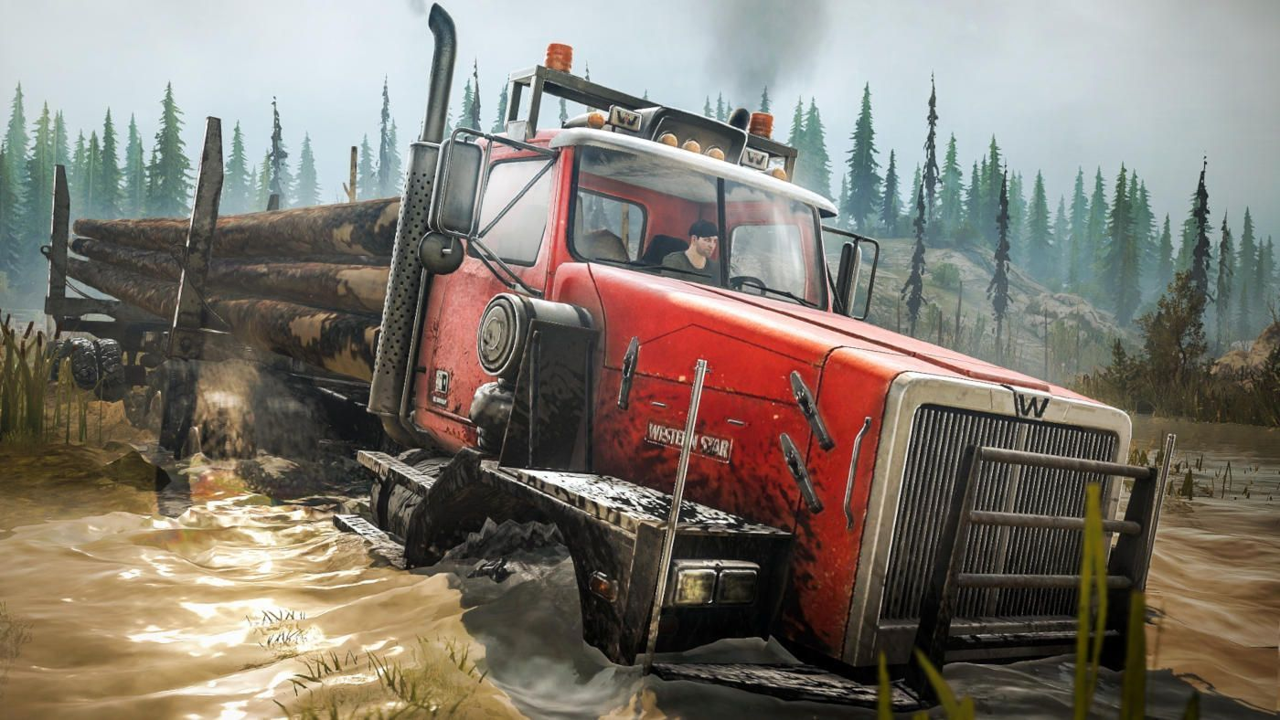 Spintires MudRunner American Wilds Edition Kuva 2