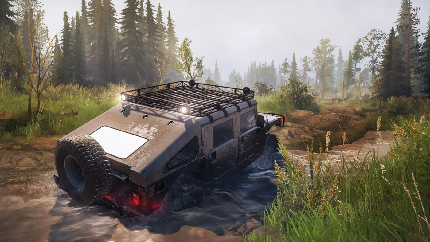 Spintires MudRunner American Wilds Edition Kuva 3