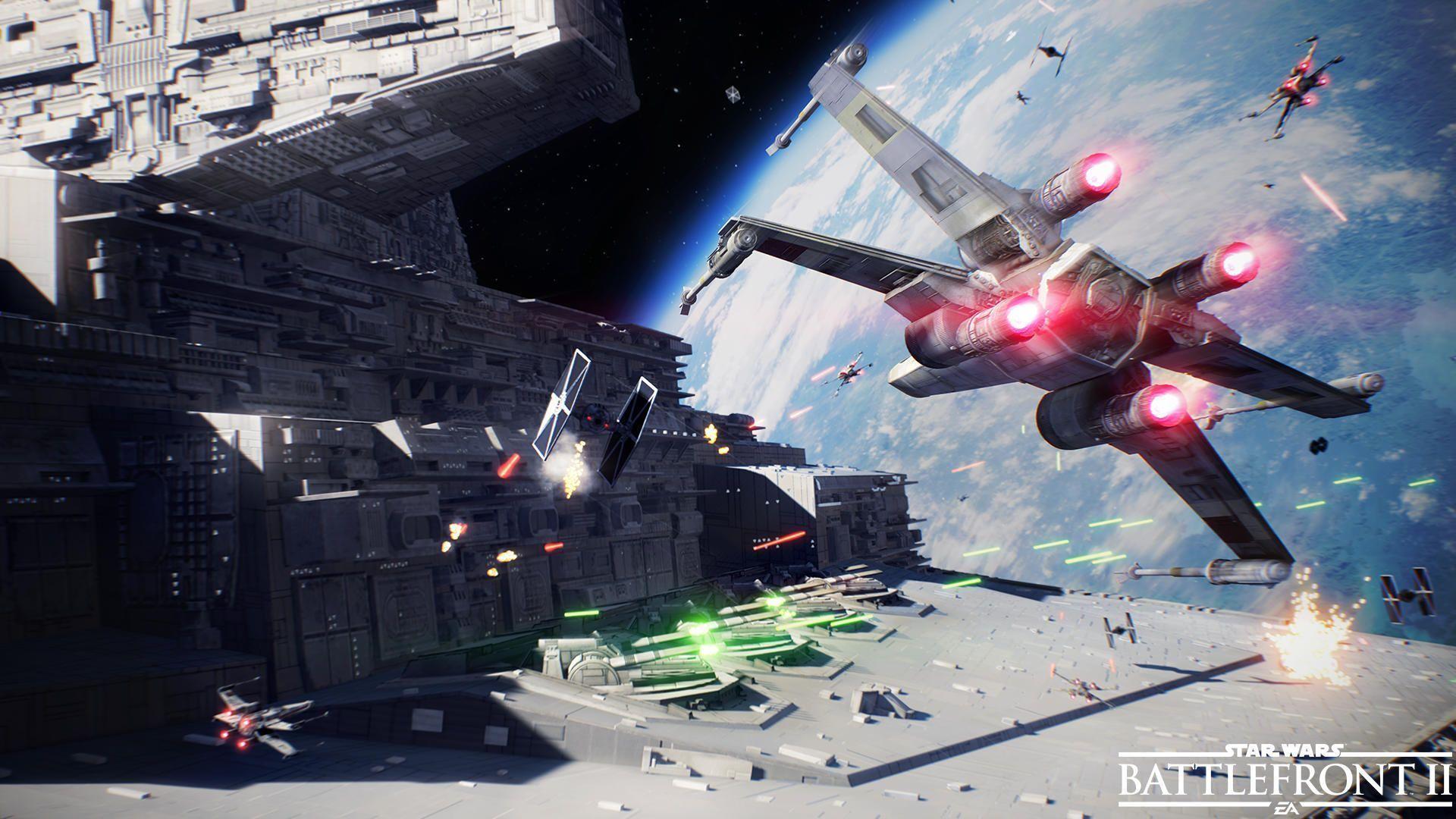 Star Wars Battlefront 2 1