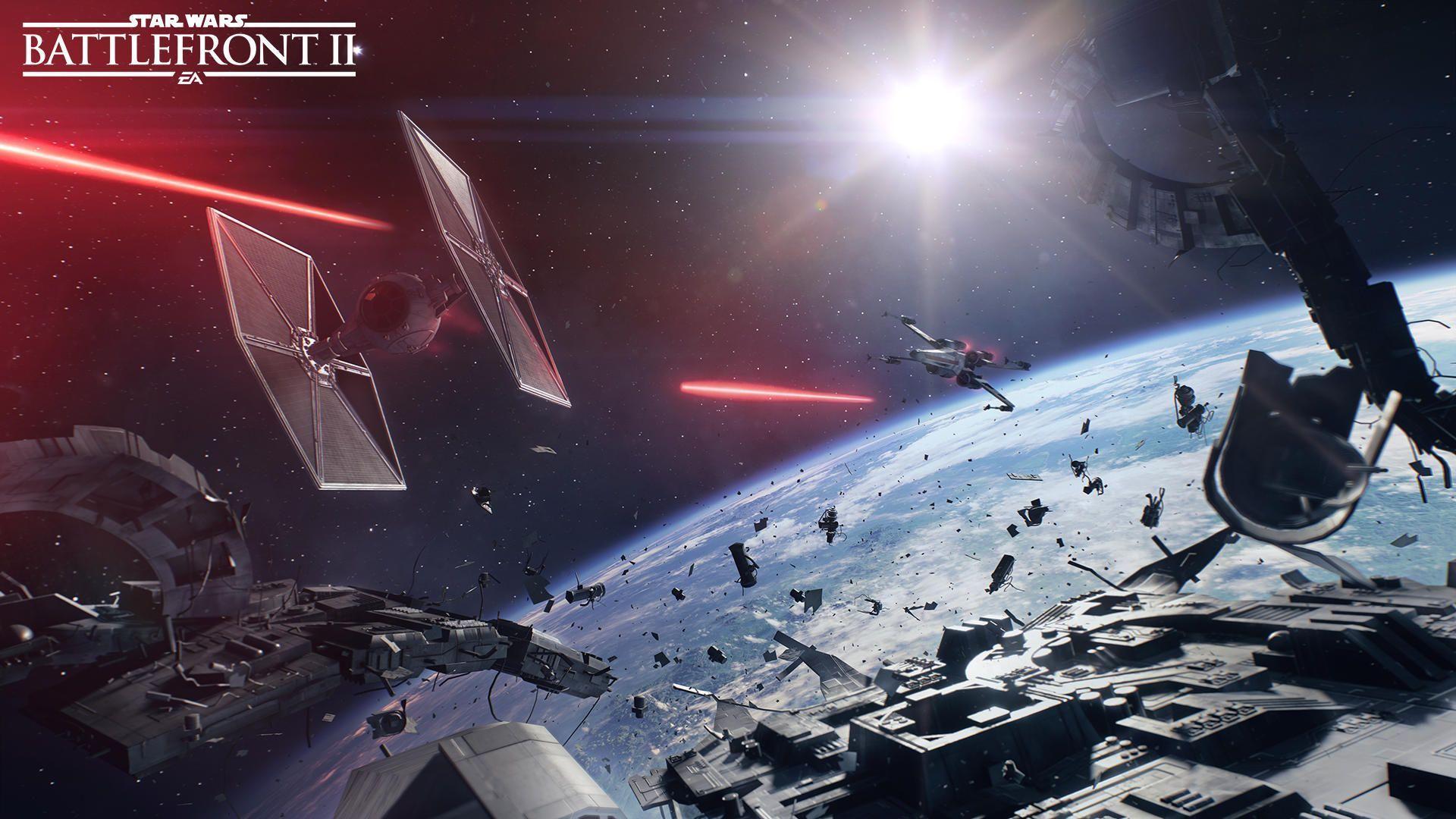 Star Wars Battlefront 2 7