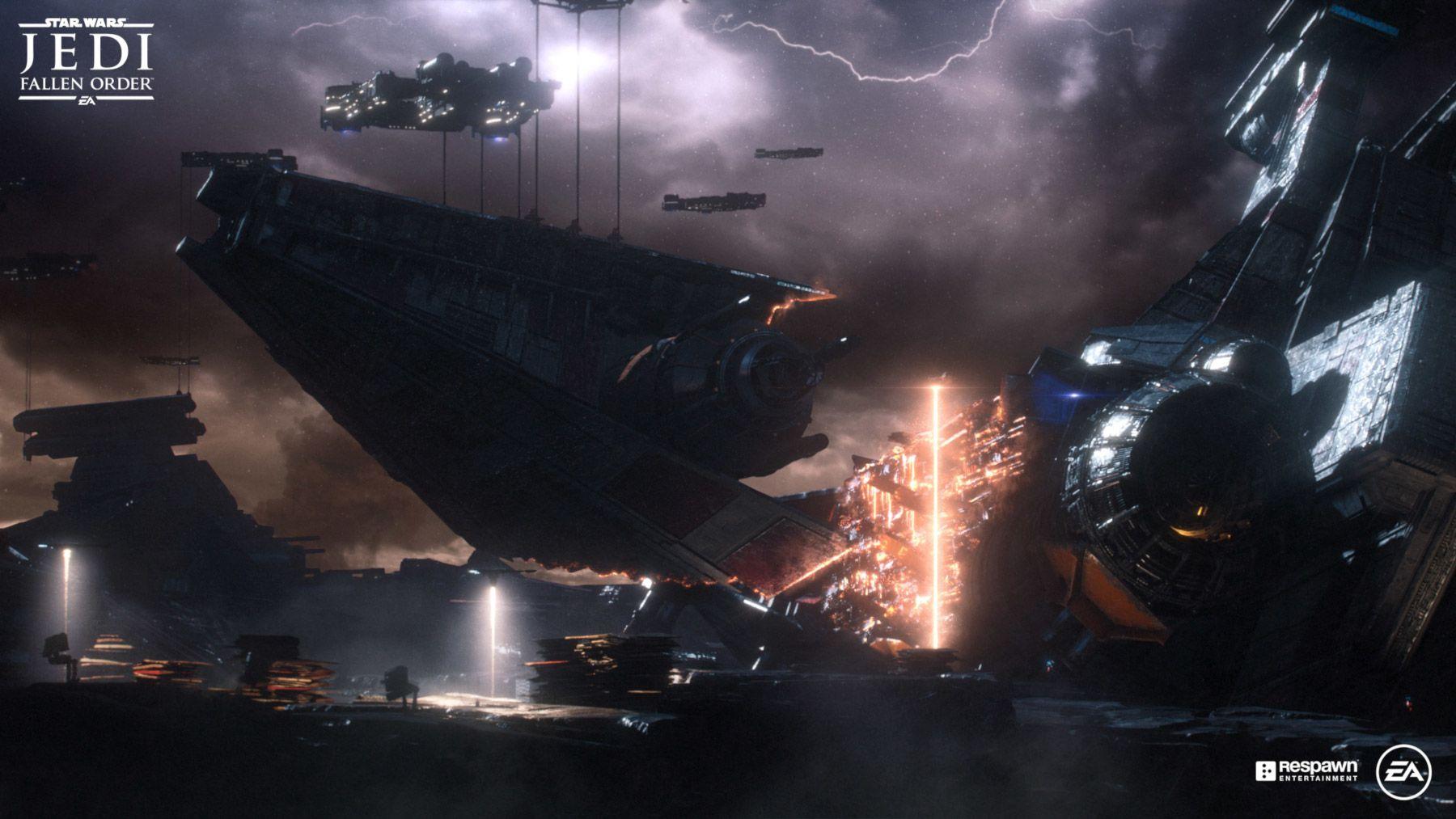 Star Wars Jedi Fallen Order Kuva 4