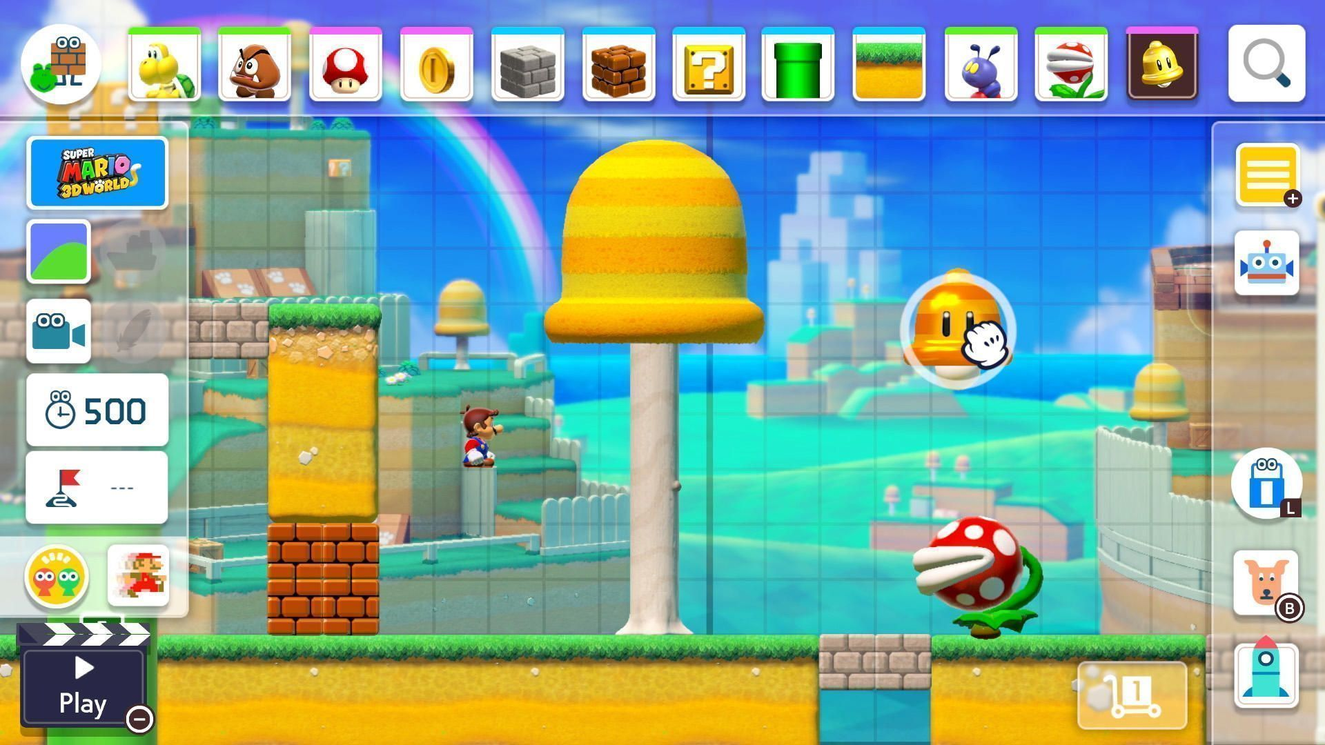 Super Mario Maker 2 Switch Kuva 11