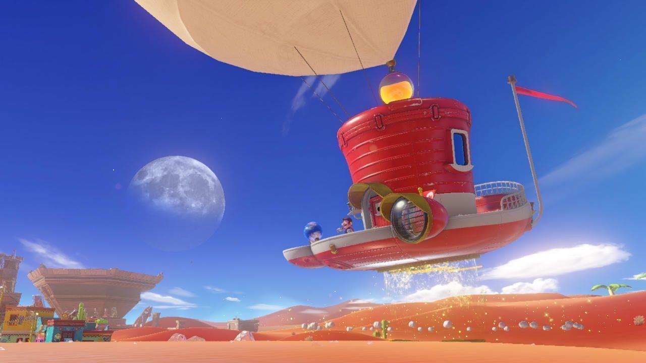 Super Mario Odyssey 5