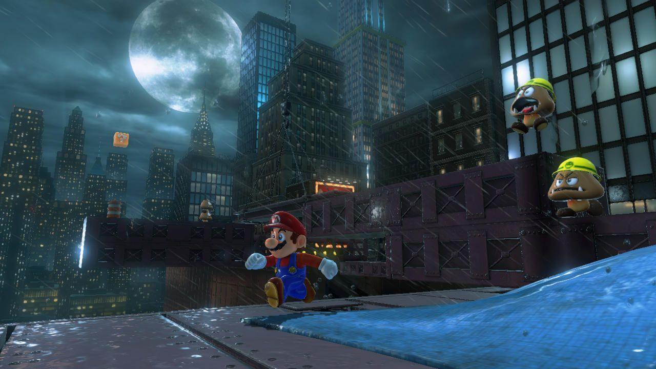 Super Mario Odyssey 6