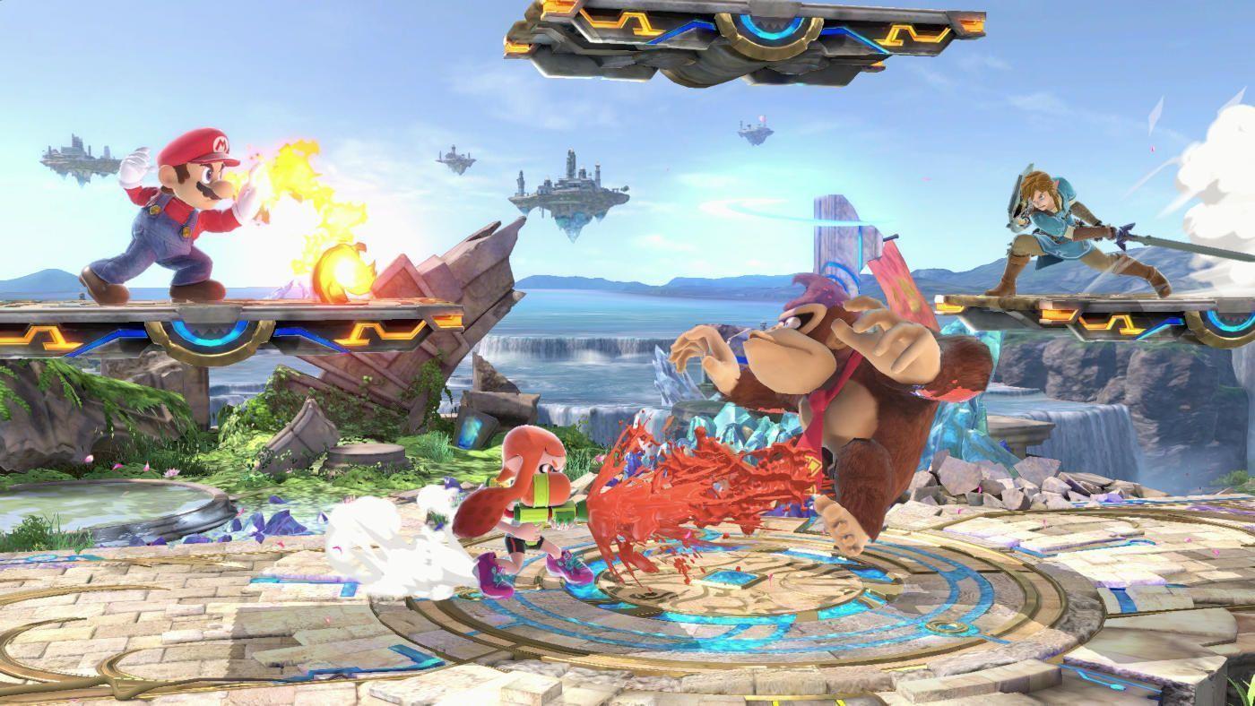 Super Smash Bros Ultimate 3