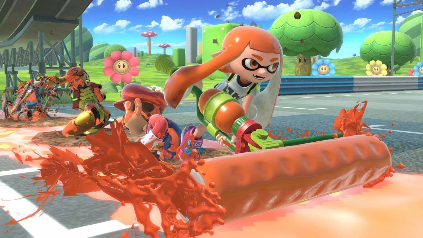 Super Smash Bros Ultimate 7