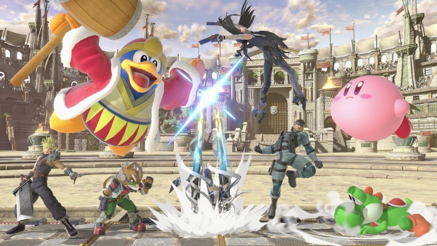 Super Smash Bros Ultimate 8