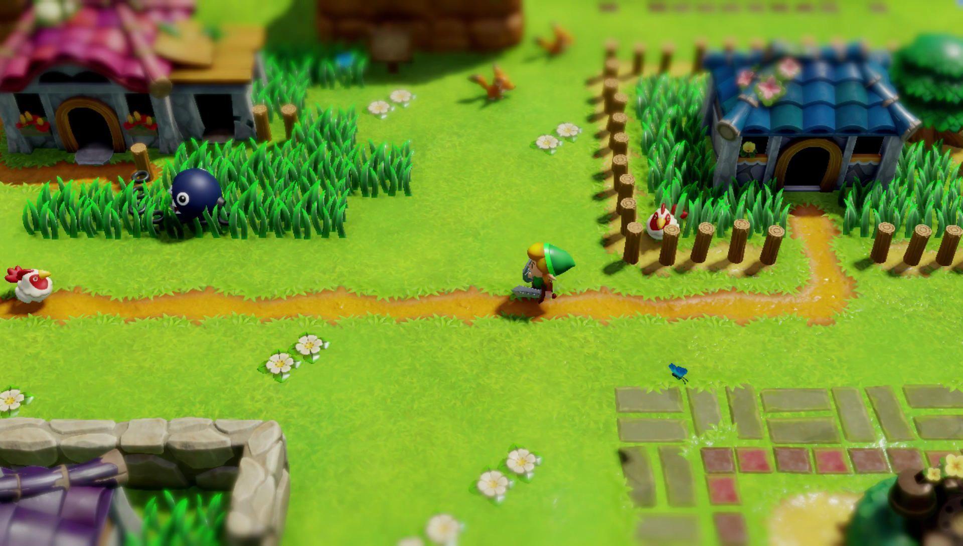 The Legend Of Zelda Links Awakening Switch Kuva 1