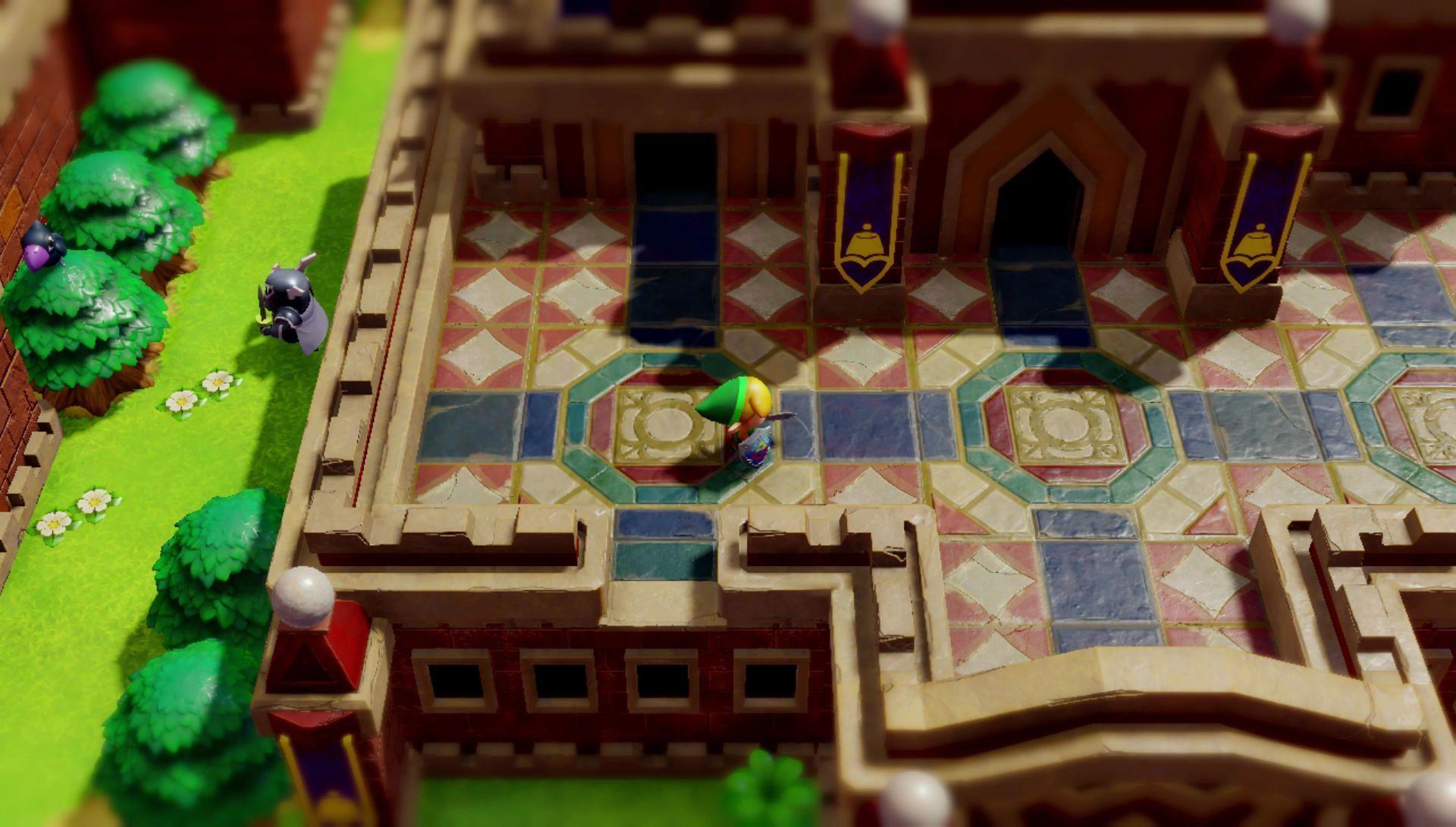 The Legend Of Zelda Links Awakening Switch Kuva 3