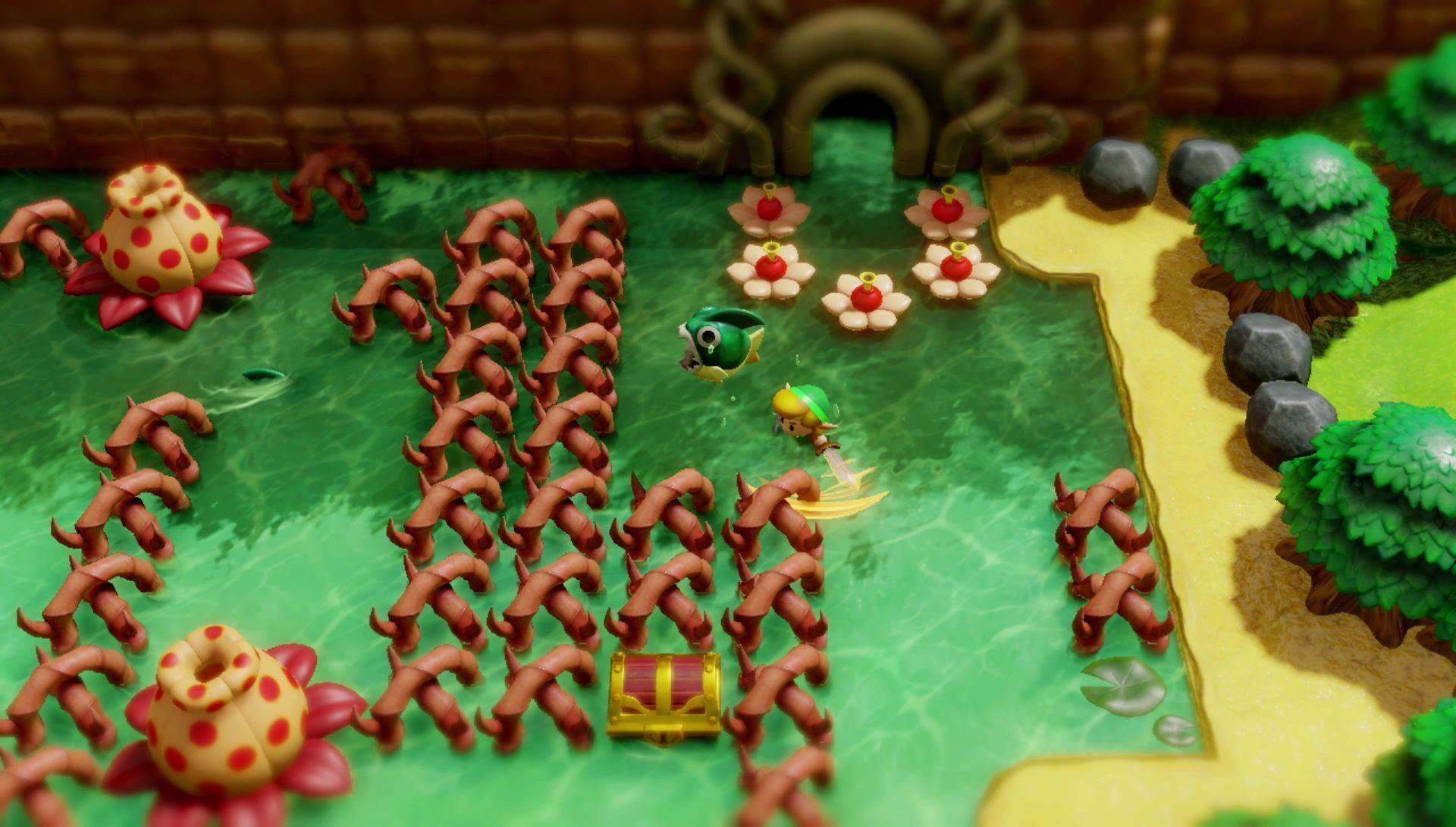 The Legend Of Zelda Links Awakening Switch Kuva 4