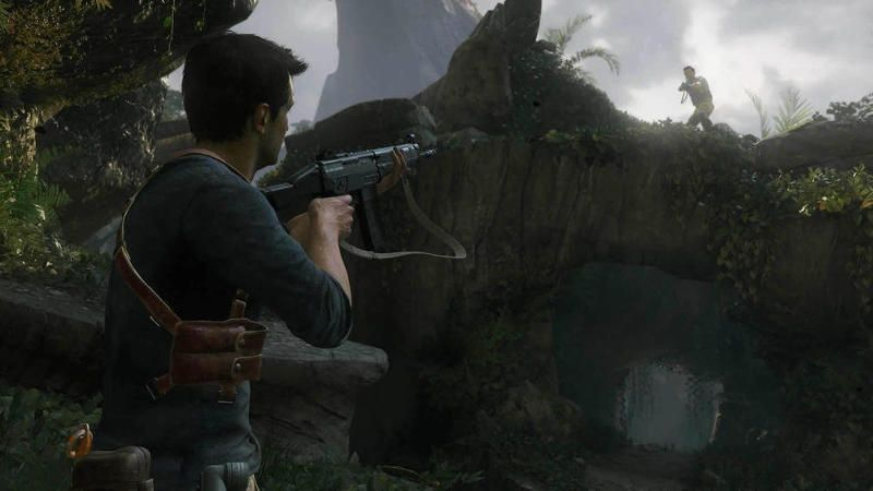 Uncharted 4 A Thieves End PS4 Kuva 8