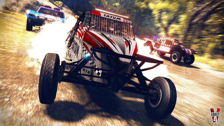 V-Rally 4 4